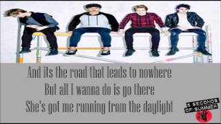 5 Seconds of Summer - Daylight (Lyrics)