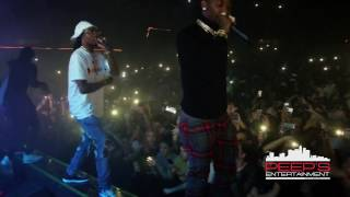 """Migos Live at the The Observatory performing their hit singles """"Bad and Boujee"""" and """"Look At My Dab"""""""