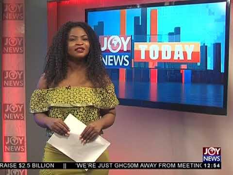 Wisa Vrs Halifax- Joy Entertainment Today (4-5-18)