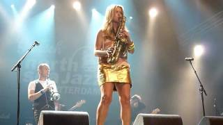 Candy Dulfer - Crazy @ North Sea Jazz Festival 2011