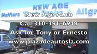 Auto Repair Culver City  - New Age Auto - Plaza De Autos LA