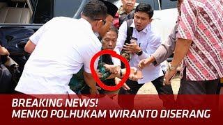 Menteri Koordinator Politik, Hukum dan Keamanan, Wiranto diserang oleh seorang pria tak dikenal ketika dalam kunjungan ke pandeglang, Banten (10/10/2019). Akibat kejadian tersebut Wiranto dan kapolsek pandeglang mengalami luka tusuk.   Twitter:    https://twitter.com/tvOneNews  Facebook:    http://facebook.com/tvOneNews  Instagram:    http://instagram.com/tvOneNews  ---------------------------------------------------------------------------------