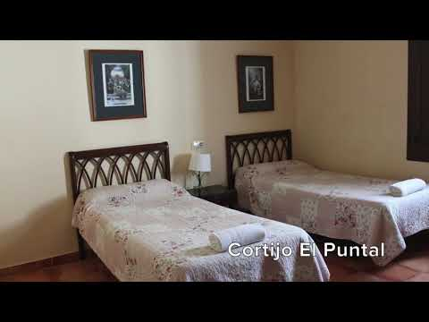 Cortijo El Puntal, Teba (Einzigartiger Unterkünfte)