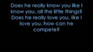 Jay Sean - War (Lyrics)