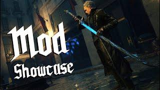 DMC5 - Devil Sword Vergil Mod Showcase
