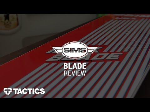 SIMS Blade 2016 Snowboard Review – Tactics.com
