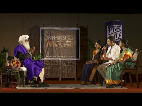 IIT Madras Students In Conversation with Sadhguru