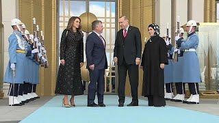 Jerusalem-Coup: Erdogan und König Abdullah II. warnen vor Eskalation