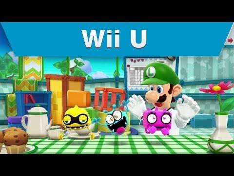 Wii U - Dr. Luigi Trailer thumbnail