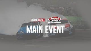 Formula DRIFT - Monroe 2019 - Main Event LIVE!