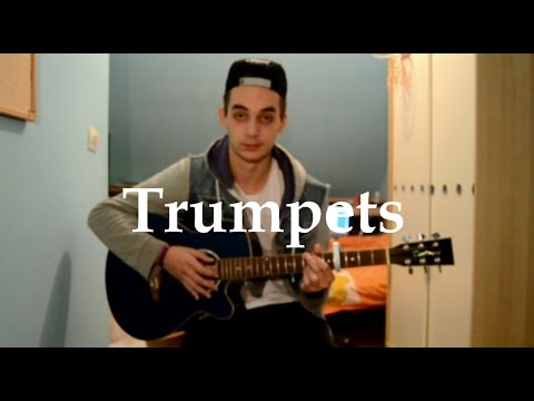 Read Please :  This is my cover of Jason Derulo, Trumpets. HOPE YOU LIKE IT!  Facebook : https://www.facebook.com/baptiste.gava.5  Twitter : https://twitter.com/BaptisteGava1  Jason Derulo - Trumpets (Audio) Jason Derulo - Trumpets (Audio) Jason Derulo - Trumpets (Audio) Jason Derulo - Trumpets (Audio) Jason Derulo - Trumpets (Audio) Jason Derulo - Trumpets (Audio) Jason Derulo - Trumpets (Audio) Jason Derulo - Trumpets (Audio) Jason Derulo - Trumpets (Audio) Jason Derulo - Trumpets (Audio) Jason Derulo - Trumpets (Audio) Jason Derulo - Trumpets (Audio) Jason Derulo - Trumpets (Audio) Jason Derulo - Trumpets (Audio) Jason Derulo - Trumpets (Audio) Jason Derulo - Trumpets (Audio) Jason Derulo - Trumpets (Audio) Jason Derulo - Trumpets (Audio) Jason Derulo - Trumpets (Audio) Jason Derulo - Trumpets (Audio)  Jason Derulo Trumpets Cover Acoustic Guitar The Other Side Talk Dirty Marry Me Watcha Say Don't Wanna Go Home In My Head It Girl Breathing What If Fight For You Ridin' Solo Tattoos heylizzy19 Elise Neumann AnoopDesaiMusic Anstar Brazil  Chipmunks Duke Beatbox Official Youtube Video  Lyrics :   [Hook:] Every time that you get undressed I hear symphonies in my head I wrote this song just looking at you oh, oh Yet the drums they swing low And the trumpets they go And the trumpets they go Yeah the trumpets they go  Da da, da ra ra da, da, da Da, ra, ra, ra, da, da Da da, da ra ra da, da, da Da, ra, ra, ra, da, da They go  [Verse 1:] Is it weird that I hear Violins whenever you're gone Whenever you're gone Is it weird that your ass Remind me of a Kanye West song? Kanye West song Is it weird that I hear Trumpets when you're turning me on? Turning me on Is it weird that your bra Remind me of a Katy Perry song?  [Hook]  [Verse 2:] Is it weird that I hear Angels every time that you moan? Time that you moan Is it weird that your eyes Remind me of a Coldplay song? Coldplay song Is it weird that I hear Trumpets when you're turning me on? Turning me on  [Hook]