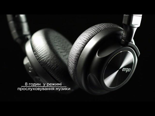 Купити Навушники накладні Ergo BT-690 White за низькою ціною в Києві ... dc1f29a92aef7