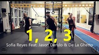 1, 2, 3   Sofia Reyes Feat. Jason Derulo & De La Ghetto   Coreografia L Cia Art Dance L Zumba®