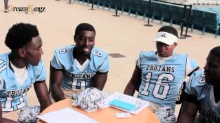 RIBAULT TROJANS MEDIA DAY 2015