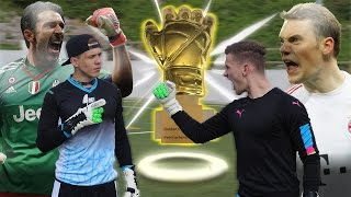 Neuer vs. Buffon: THE Goalkeeper Battle ft. Goalkeeperz