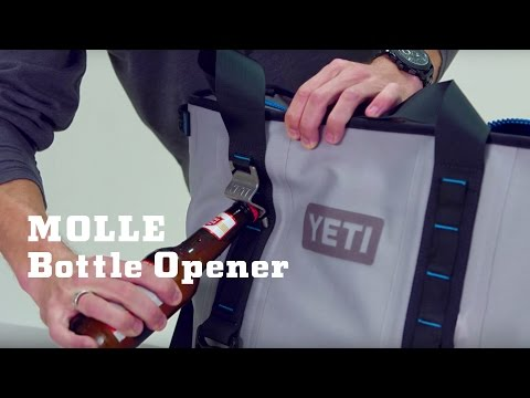 YETI MOLLE Bottle Opener Installation