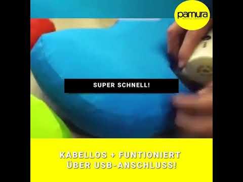 PumpUp - die geniale USB-Luftpumpe