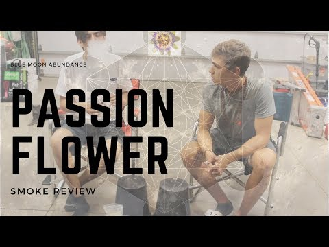 Passion Flower   Smoke Review   Ep.1