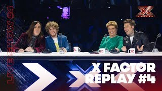 X Factor Replay: Live Show #4