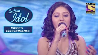 Sunidhi के Notes है बिलकुल On Point!   Indian Idol   Guests Performance