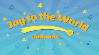 Joy to the World & More Christmas Carols & Songs Playlist | Children Love to Sing