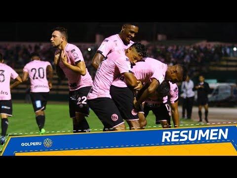 Resumen: Sport Boys vs Pirata FC (2-1)