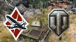 Танки в War Thunder против World of Tanks, свержение короля?