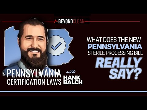 Mandatory Certification in Pennsylvania? | What does the new law ...