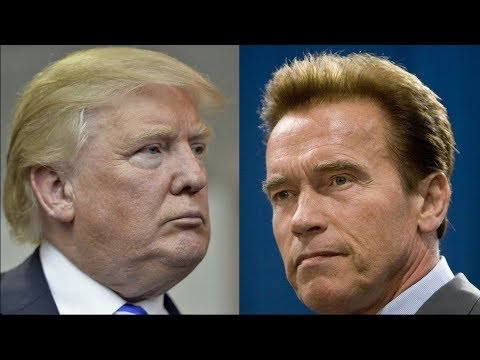 Schwarzenegger To Trump: 'Don't Touch California. If You Want To Drill, Do It Off Mar-a-Lago'