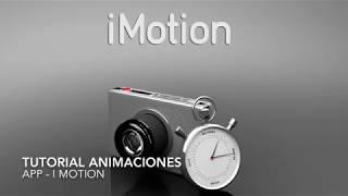 Como hacer animaciones - tutorial app i motion -  técnica stop motion