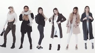 Fall Lookbook | Shirin David