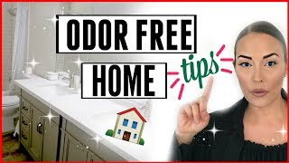 🌸 15 TIPS FOR HOW TO MAKE YOUR HOUSE SMELL GOOD ● KEEP YOUR HOME SMELLING CLEAN ● ODOR FREE HOME