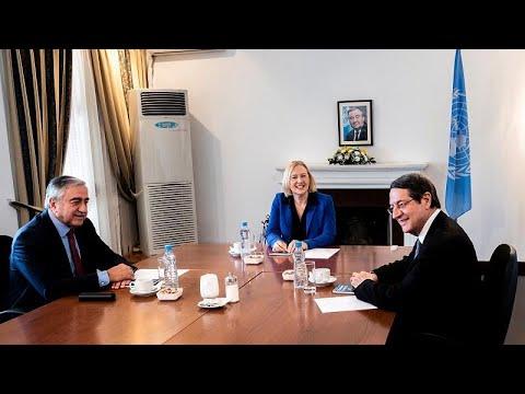 Κύπρος: Στις 12 Νοεμβρίου η διάνοιξη των οδοφραγμάτων Δερύνειας – Λεύκας…