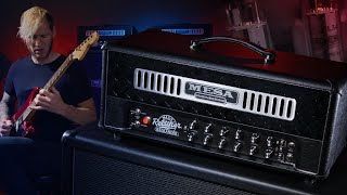 Mesa Boogie Badlander 50 Head Video