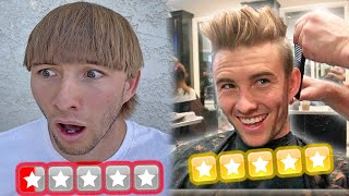 1 Star vs 5 Star Hair Cut