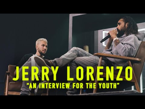 Jerry Lorenzo Q&A | FOG for the Youth | Elevation YTH