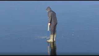 Рыбалка зимняя на липецкой области