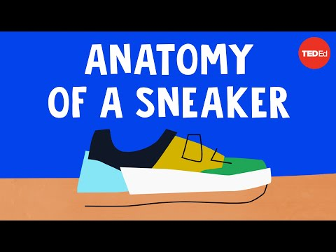 The life cycle of a sneaker – Angel Chang