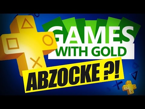Playstation Plus vs XBox Live Gold - Krasse Abzocke ?! [PS 4 Gameplay Commentary Deutsch]