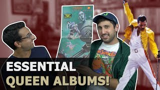 4 Essential Queen Vinyl Records! You MUST Own These!