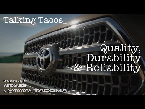 2016 Toyota Tacoma: Truck Guys Talk About Quality, Durability and Reliability