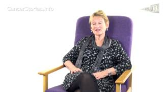 Chemotherapy and side-effects (bowel cancer by Lesley Robinson)