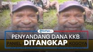 Satgas Nemangkawi Tangkap Penyandang Dana Pembelian Senjata ke KKB Intan Jaya