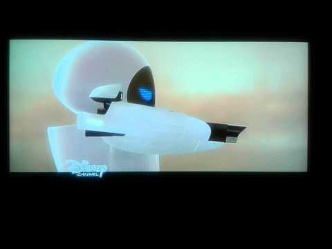 my favorite part in wall e