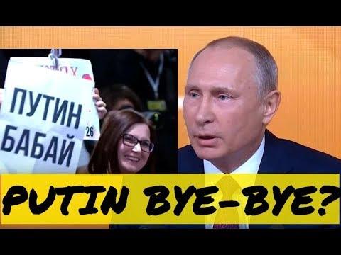 HILARIOUS: Putin, Bye-Bye? Putin's Misunderstanding Has Audience ROFL