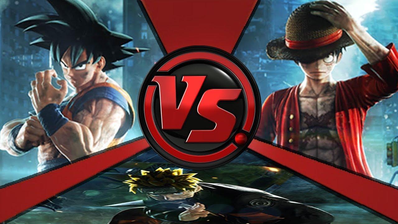 (rap personales) ▻ cricri canal respaldo. Download Goku Vs Naruto Vs Luffy Jump Force Fan Animation Animationrewind Mp4 3gp Hd Naijagreenmovies Fzmovies Netnaija