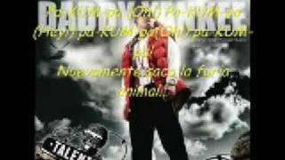 Pakumpa - Daddy Yankee (Pa Kum Pa) - Talento De Barrio  ( Letra )