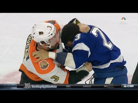 J.T. Brown vs Radko Gudas