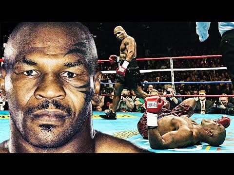 Майк Тайсон: накауты за 1 минуту / Mike Tyson - Knockouts