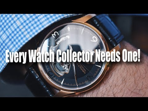 Every Watch Collector Needs One! (5 Hamilton Jazzmasters You Didn't Know About) Mp3